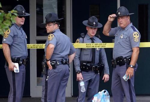 تیراندازی در دبیرستانی در ویرجینیا آمریکا/ رویترز