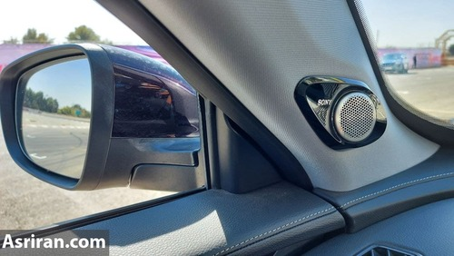 سیستم صوتی سونی در خودرو