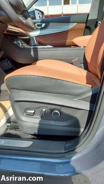 صندلی های برقی خودرو