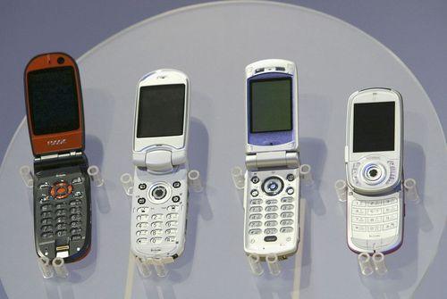 تلفن های همراه تی9: تی9 یک فناوری پیشبینی متن برای تلفن های همراه بود. شما باید از 9 دکمه برای تایپ متن و پیش بینی کلمات استفاده می کردید.